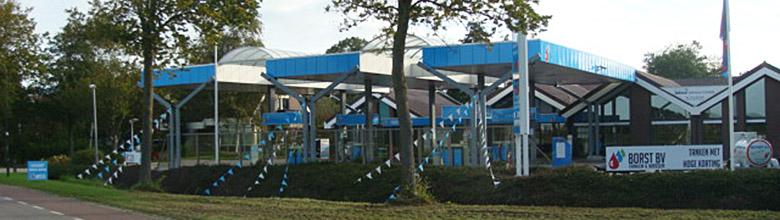 Tankstation Borst BV in Ursem